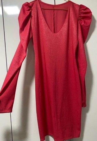 Vestido rosa P - Foto 2