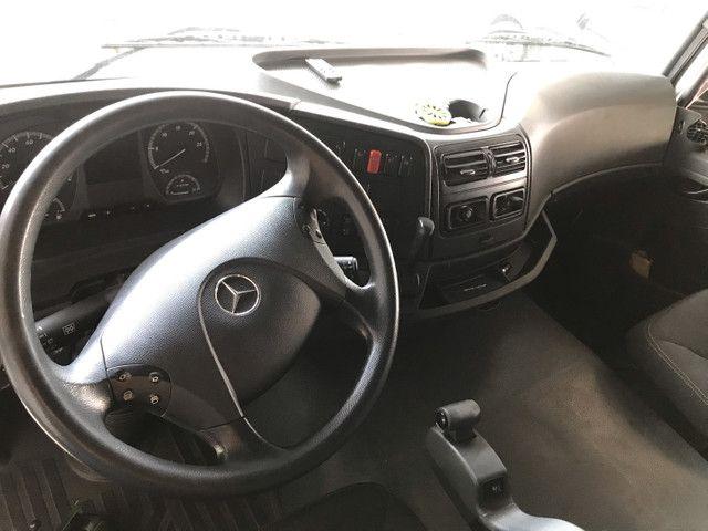 Mercedes-Benz Axor 2544 ano 2018 - Foto 4