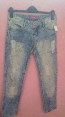 Duas calças jeans - Foto 2