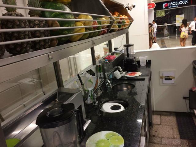 Quiosque de suco shopping mercado - Foto 6