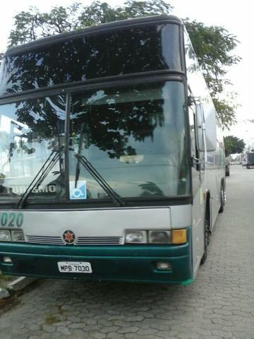 Ônibus Marcopolo O400 ano 96 - Foto 2