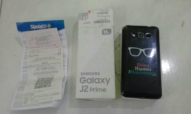 Galaxy j2 premier com tv digital 16GB