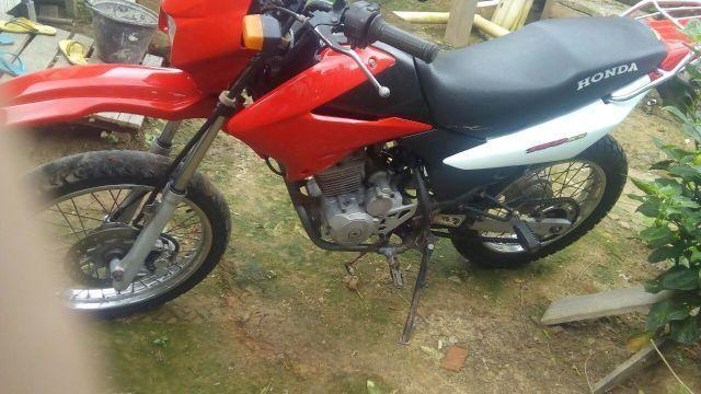Moto Honda Nxr Bros 150 KS
