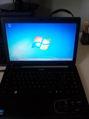 Notebook Core i7 com 8gb de Ram e HD 500