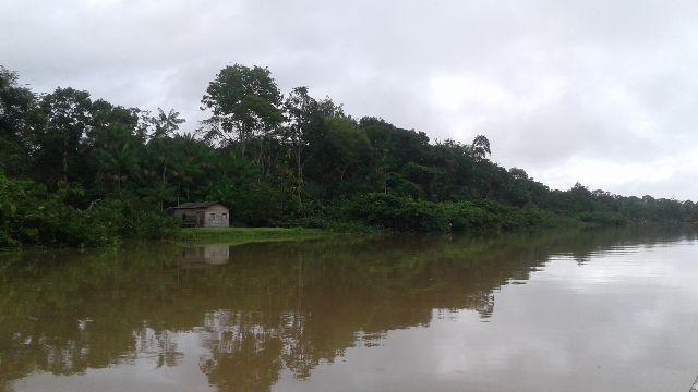 Terreno rio maniva 25 mil