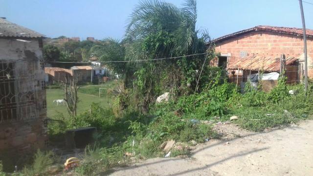 Vendo terreno no Luiz Alves