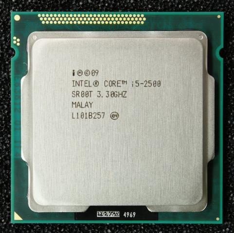 Processador core i5 2500 3.30 ghz, + cooler