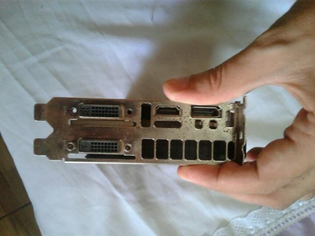 Vendo placa de video GTX660 SC