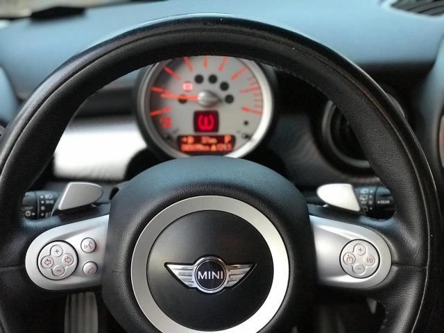 Mini Cooper S 1.6 2010 Branco Impecavel - Foto 13