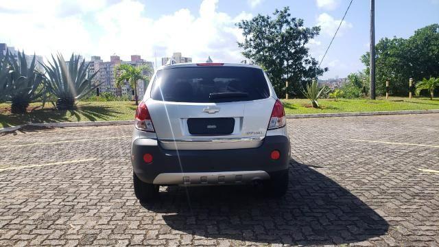 Chevrolet captiva 2012/2012 2.4 sfi ecotec fwd 16v gasolina 4p automático - Foto 7