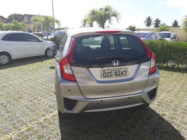 Honda Fit EX 2015, IPVA 2019, analiso troc * - Foto 8