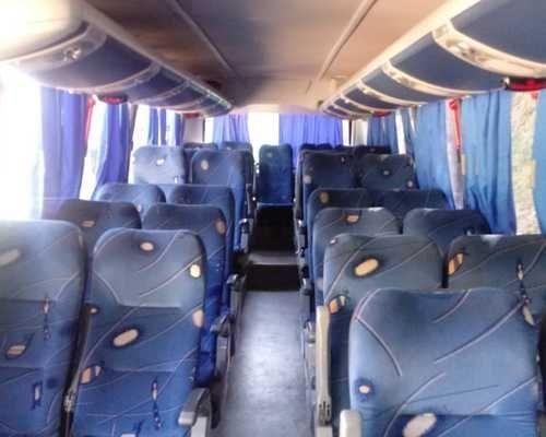Vendas de micro ônibus parcelado