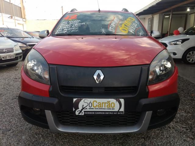 RENAULT SANDERO 2011/2012 1.6 STEPWAY 16V FLEX 4P MANUAL - Foto 3