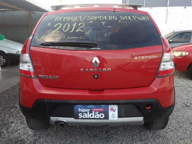 RENAULT SANDERO 2011/2012 1.6 STEPWAY 16V FLEX 4P MANUAL - Foto 7