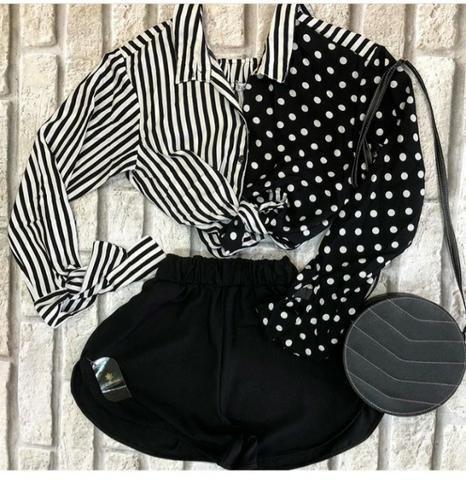 Blusa Feminina - Top de linha - Foto 3