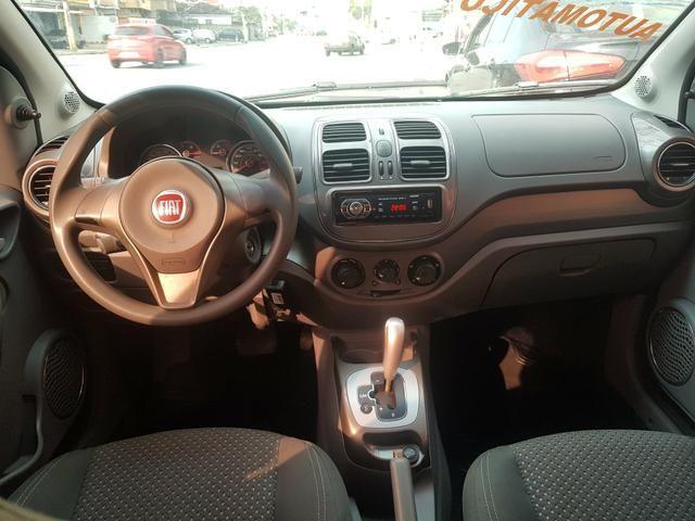 Grand Siena Essence 1.6 Aut. + GNV Aut. ( Ler Anuncio) - Foto 5