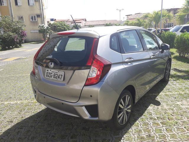 Honda Fit EX 2015, IPVA 2019, analiso troc * - Foto 9