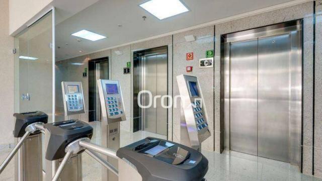 Sala à venda, 101 m² por r$ 676.000,00 - vila são tomaz - aparecida de goiânia/go - Foto 5