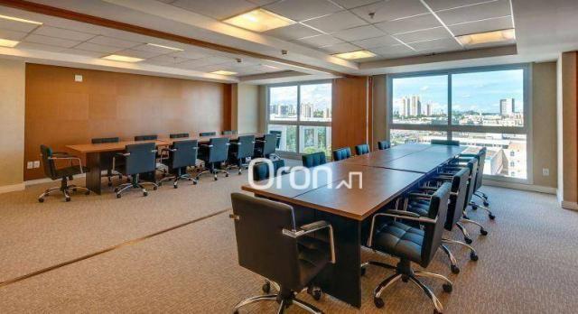 Sala à venda, 101 m² por r$ 676.000,00 - vila são tomaz - aparecida de goiânia/go - Foto 7