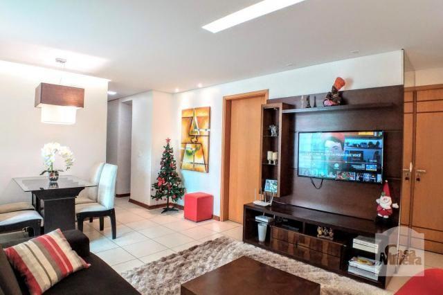 Apartamento à venda com 3 dormitórios em Buritis, Belo horizonte cod:258333