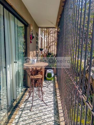 Apartamento à venda com 2 dormitórios em Alto da gloria, Rio de janeiro cod:AP01373 - Foto 2