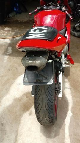 Sucata Para Retirada De Peças Honda Cbr 600 Rr Ano 2005 - Foto 4