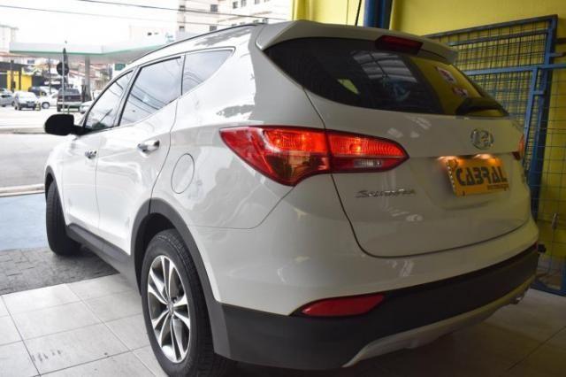 Hyundai santa fÉ 2015 3.3 mpfi 4x4 v6 270cv gasolina 4p automÁtico - Foto 8