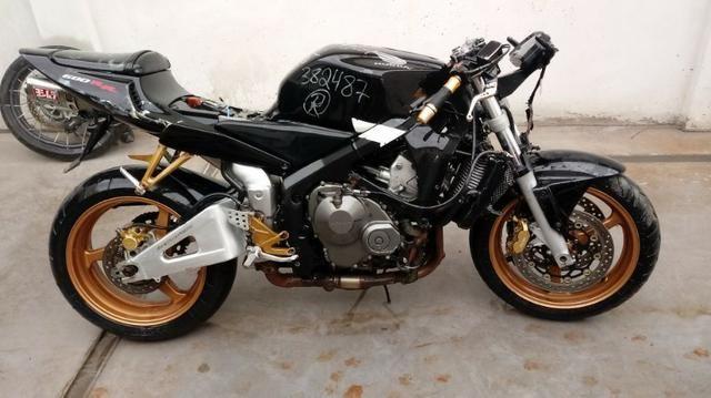 Moto Para Retirada De Peças/sucata Honda Cbr 600 Rr Ano 2004
