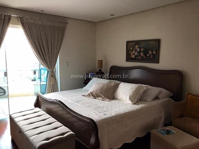 J2 - Excelente apartamento de 4 quartos, Elevador, slão de festas - Cascatinha - Foto 5