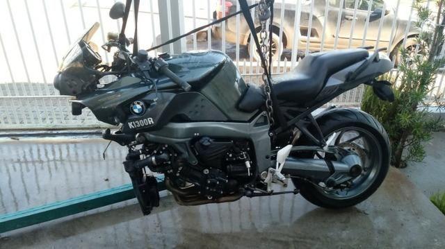 Moto Para Retirada De Peças / Sucata Bmw K1300 R Ano 2010