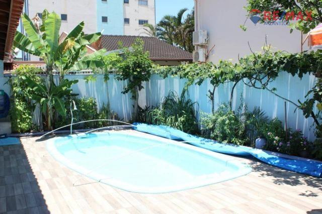 Casa com piscina e 2 dormitórios à venda centro - navegantes/sc - Foto 14
