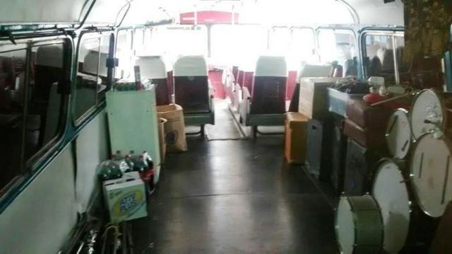Troco ônibus por van ou outro veiculo utilitário