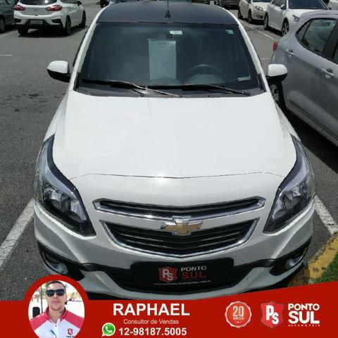 Ph Chevrolet Agile LTZ 1.4 2014 - Foto 4
