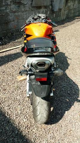 Moto Para Retirada De Peças/sucata Honda Cbr 600 Rr Ano 2006 - Foto 5