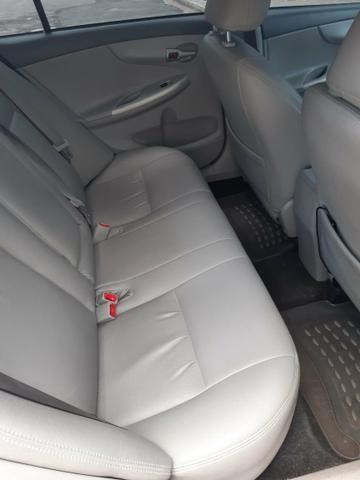 Corolla 09/10 XEI com GNV + parcelas - Foto 3