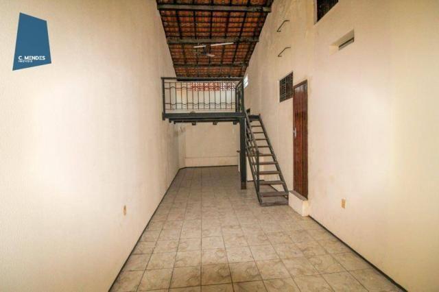 Casa com 3 dormitórios para alugar, 300 m² por R$ 2.000/mês - Cidade dos Funcionários - Fo - Foto 17