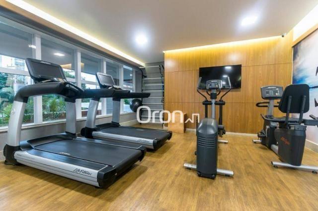 Apartamento com 4 dormitórios à venda, 271 m² por r$ 2.213.000,00 - jardim goiás - goiânia - Foto 19
