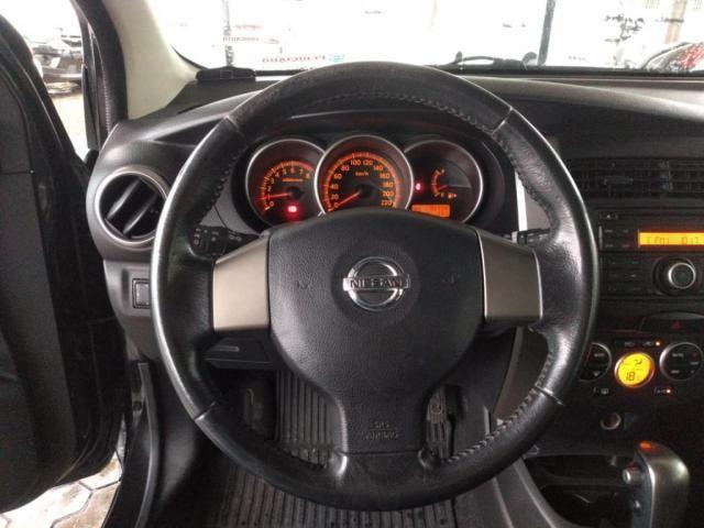 LIVINA SL 1.8 16V Flex Fuel Aut. - Foto 12