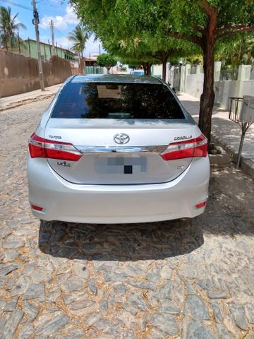 Corolla GLI Manual 2015/2015