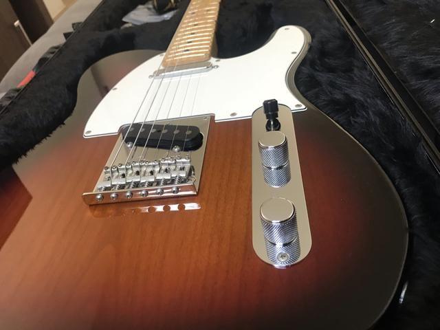Fender telecaster standard US - Foto 4