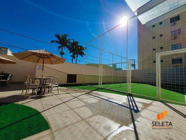Apartamento com 2 dormitórios à venda, 63 m² por r$ 278.000,00 - tabuleiro - camboriú/sc - Foto 20