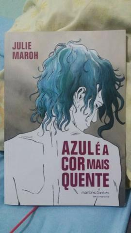 Azul é a Cor Mais Quente - Graphic Novel