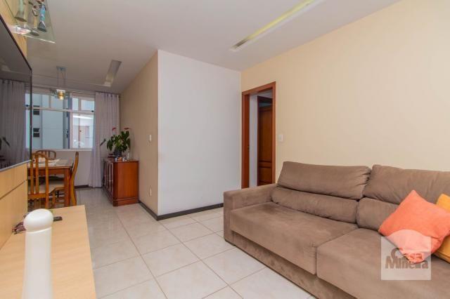 Apartamento à venda com 3 dormitórios em Monsenhor messias, Belo horizonte cod:241189 - Foto 3