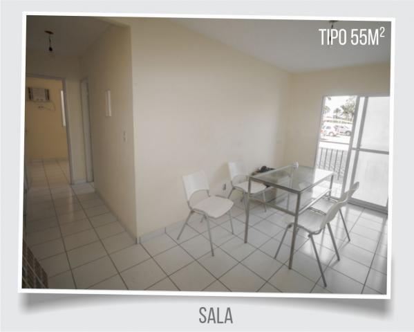 Residencial itaoca. aptos 02 quartos! - Foto 8
