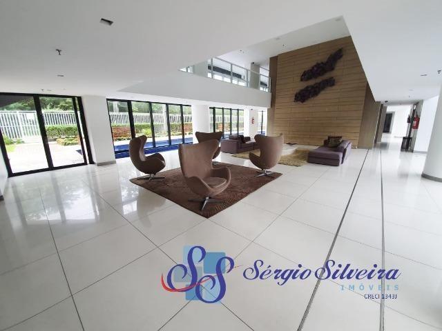 Nautilus Apartamento no Cocó alto padrão lazer completo com móveis projetados 4 suítes - Foto 15