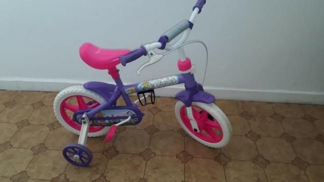 aec89b21f excellent bicicleta infantil aro feminina with bicicleta infantil aro 12  feminina