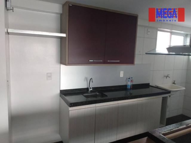 Apartamento com 3 dormitórios à venda, 100 m² por R$ 450.000,00 - Lagoa Seca - Juazeiro do - Foto 8