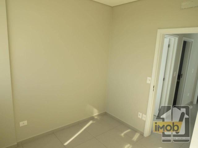 Apartamento com 3 dormitórios para alugar, 101 m² por R$ 2.500,00/mês - Residencial Omoiru - Foto 11