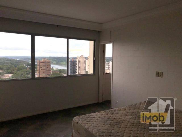Apartamento com 4 dormitórios à venda, 336 m² por R$ 800.000,00 - Edifício Banestado - Foz - Foto 14