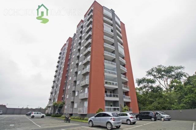 Apartamento à venda com 2 dormitórios em Itoupava central, Blumenau cod:6021-V